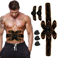 abdominal stimulator muscle trainer exercise bodybuilding smart massage machine wireless workout sport press fitness equipment
