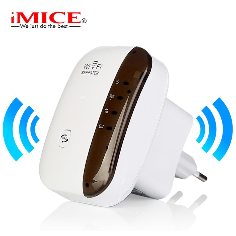 Repetidor Wifi extensor inalámbrico Wifi amplificador de Wifi Router 300Mbps 2,4G Wifi extensor de rango repetidor Punto de Acceso