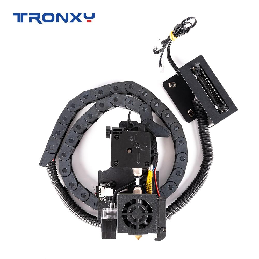 Tronxy Direct Extruder update kit for X5SA X5SA 400 X5SA 500 X5SA Pro 400 pro 500 pro 3d printer parts TPU Titan extruder