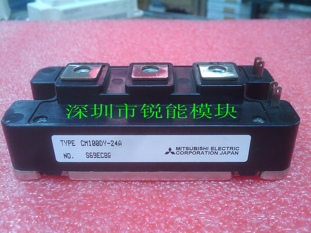 Módulo IGBT de 2 unidades CM100DY-24A--RNDZ