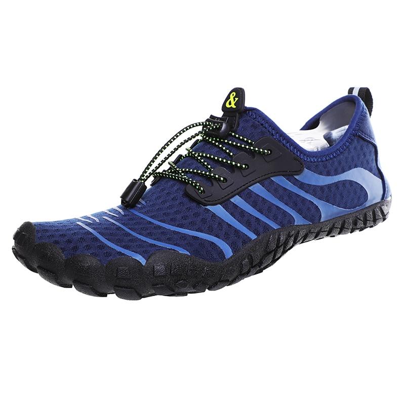 Men Women Outdoor Sports Hiking Shoes Lightweight Breathable Water Shoes Nonslip Trekking...