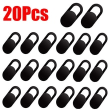 20Pcs Laptop Webcam Cover Webcam Universal Phone Antispy Camera Cover For iPad Web PC Macbook Tablet