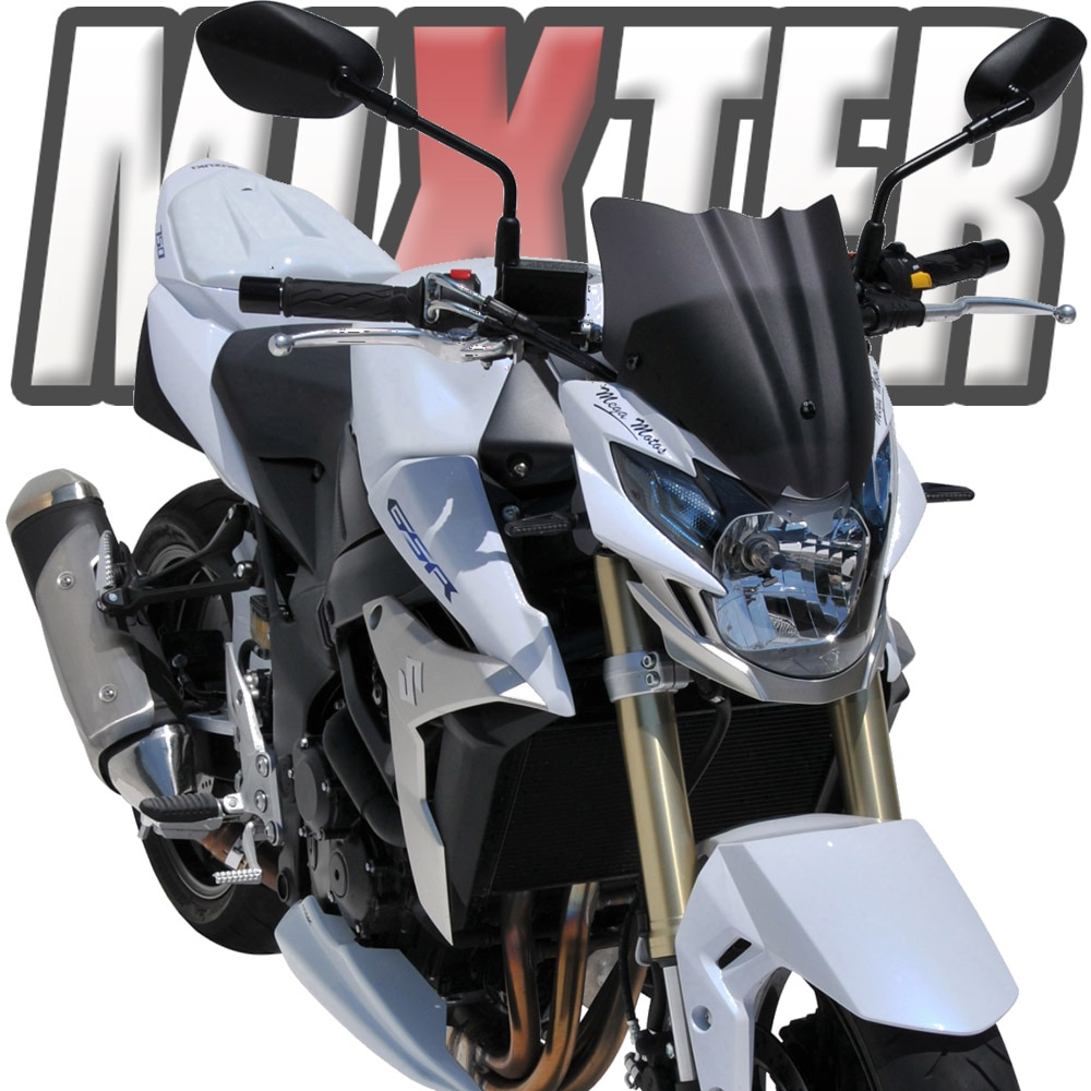 Motorcycle Sports Touring Windshield WindScreen Visor Viser Deflector Fits For Suzuki GSR750 GSR-750 2011-2016 GSX-S750 15-16