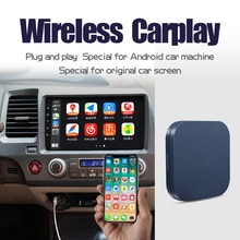JIUYIN Wireless Carplay Dongle Adapter Android Auto Smart Link USB for Car Android Navigation Player