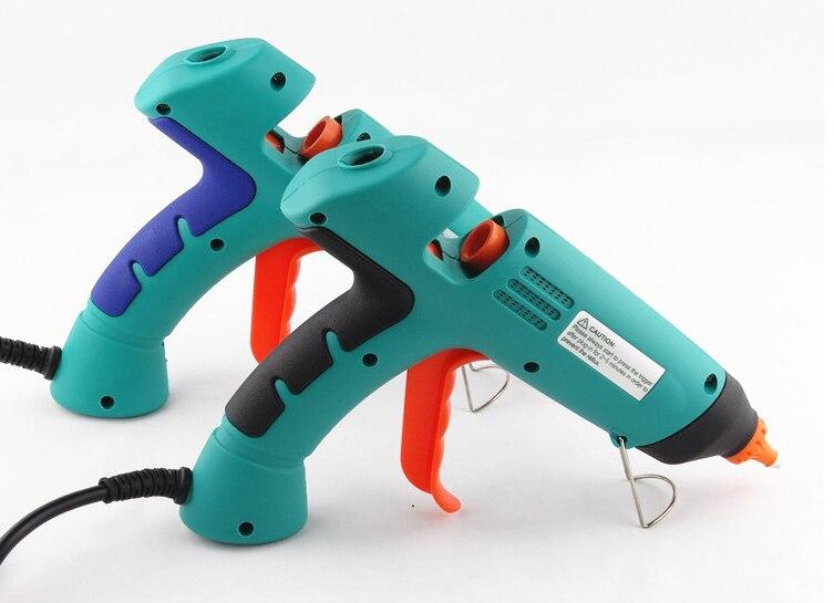 Herramienta eléctrica Proskit GK-389H pistola de pegamento de fusión en caliente profesional 100W para cajas de cartón adhesivas