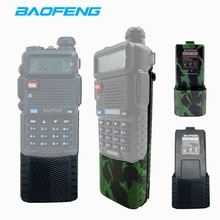 3800 mAh BL-5 Baofeng UV-5R 3800 mAh Rechargeable li-on batterie USB câble de Charge pour BF-F8 uv 5r uv5r UV-5RE Plus UV-5RA F8 +