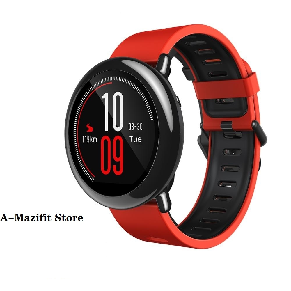 Factory Original Hot Sell Amazfit Pace Smart Watch Bluetooth Music GPS Information Push Heart Rate For Android Phone Redmi7 IOS