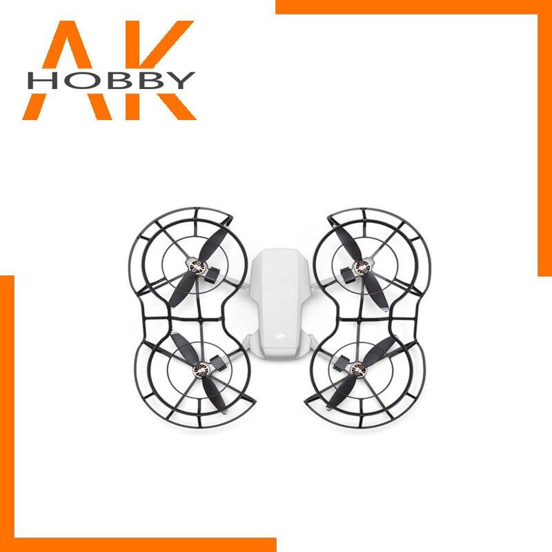 DJI-Protector de hélices de Dron Mavic Mini, cubierta protectora de Dron, anillo...