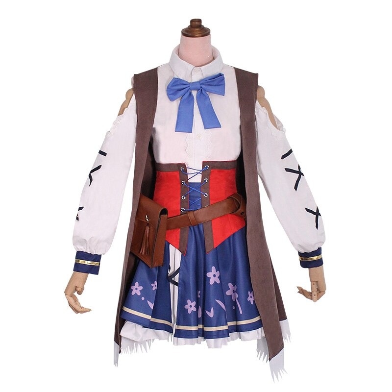 Anime! Umamusume:Pretty Derby Matikanetannhauser Jocket Suit Uniform Cosplay Costume Halloween Party Outfit Role Play Women NEW