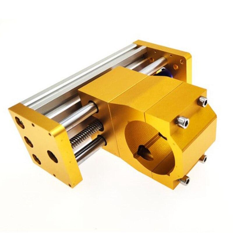 حار نك 3018 Z-محور وحدة تطبيق Nema17 محرك متدرج المغزل حفرة 52 مللي متر الألومنيوم انزلاق الجدول آلة الحفر الملحقات
