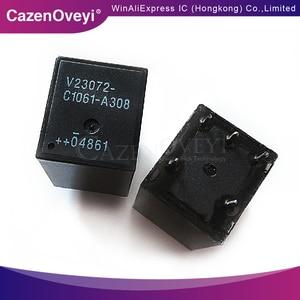 1pcs/lot V23072-C1061-A308 12V V23072 C1061 A308 V23072C1061A308 Relays In Stock