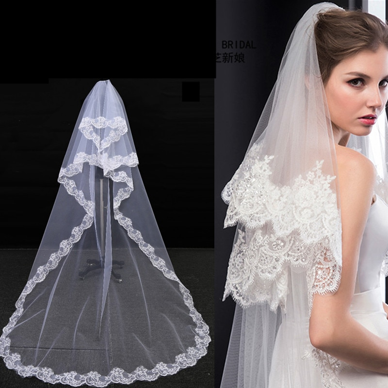 romantic-15-meters-elegant-cathedral-long-one-layer-lace-edge-white-bridal-veil-wedding-veil-mantilla