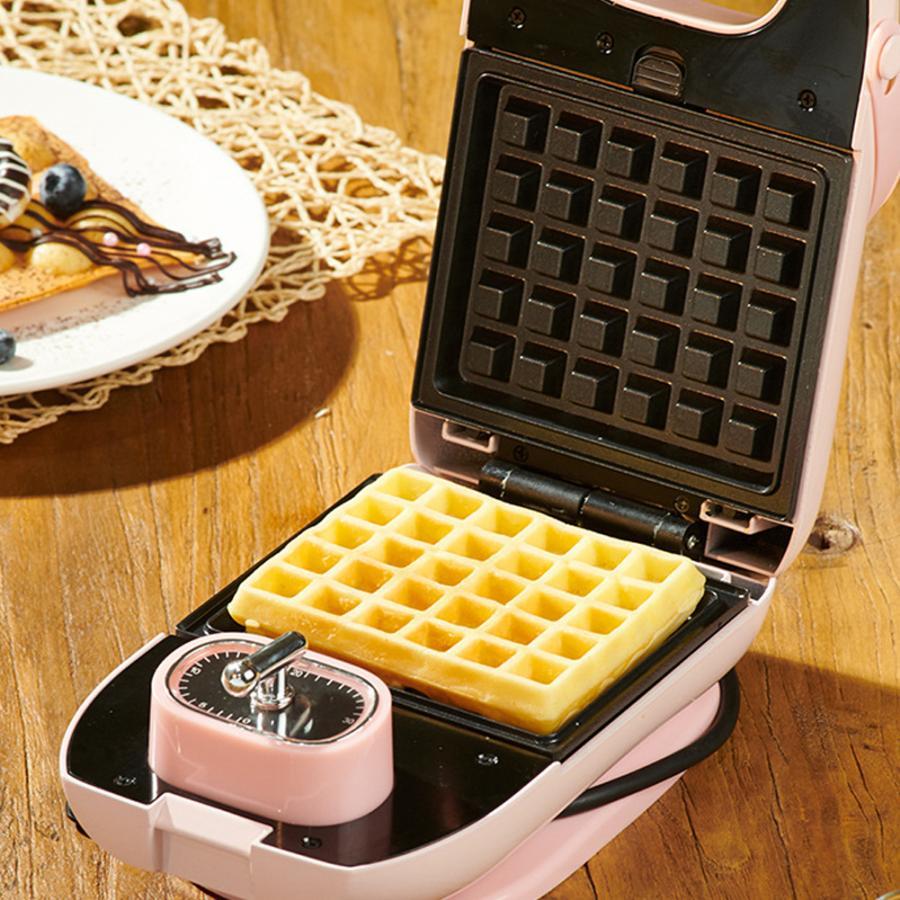 650W sandwichera parrilla hogar cocina tostadora para desayuno pan máquina de cocina multifuncional Waffles Maker AU Plug 220V