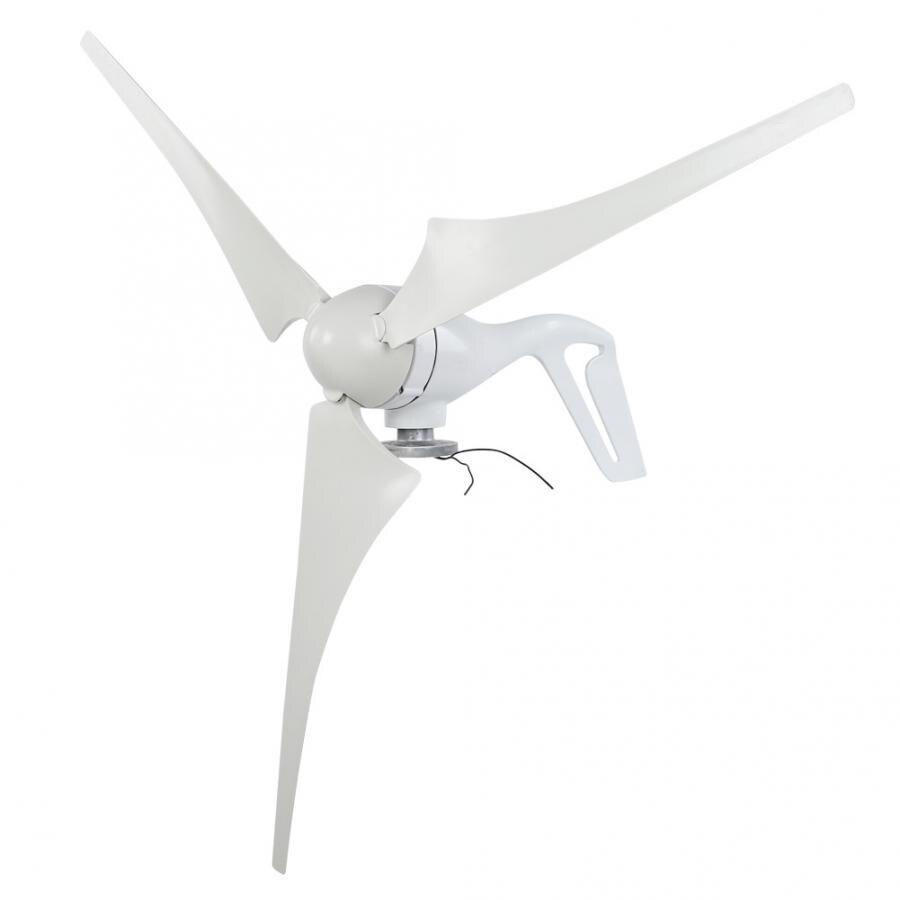 NE-400S3 Gerador de Vento 400W 24V 3PCS 630 milímetros Lâminas de Vento Moinho de Vento De Energia Trifásico de Ímã Permanente AC gerador