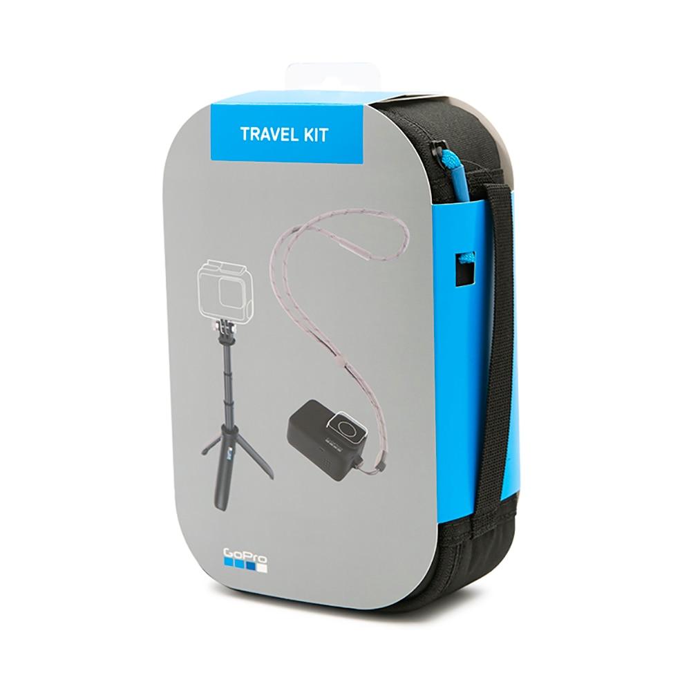 gopro-hero-7-black-action-camera-accessories-sets-travel-kit-shorty-tripod-customizable-compact-case-sleeve-lanyard