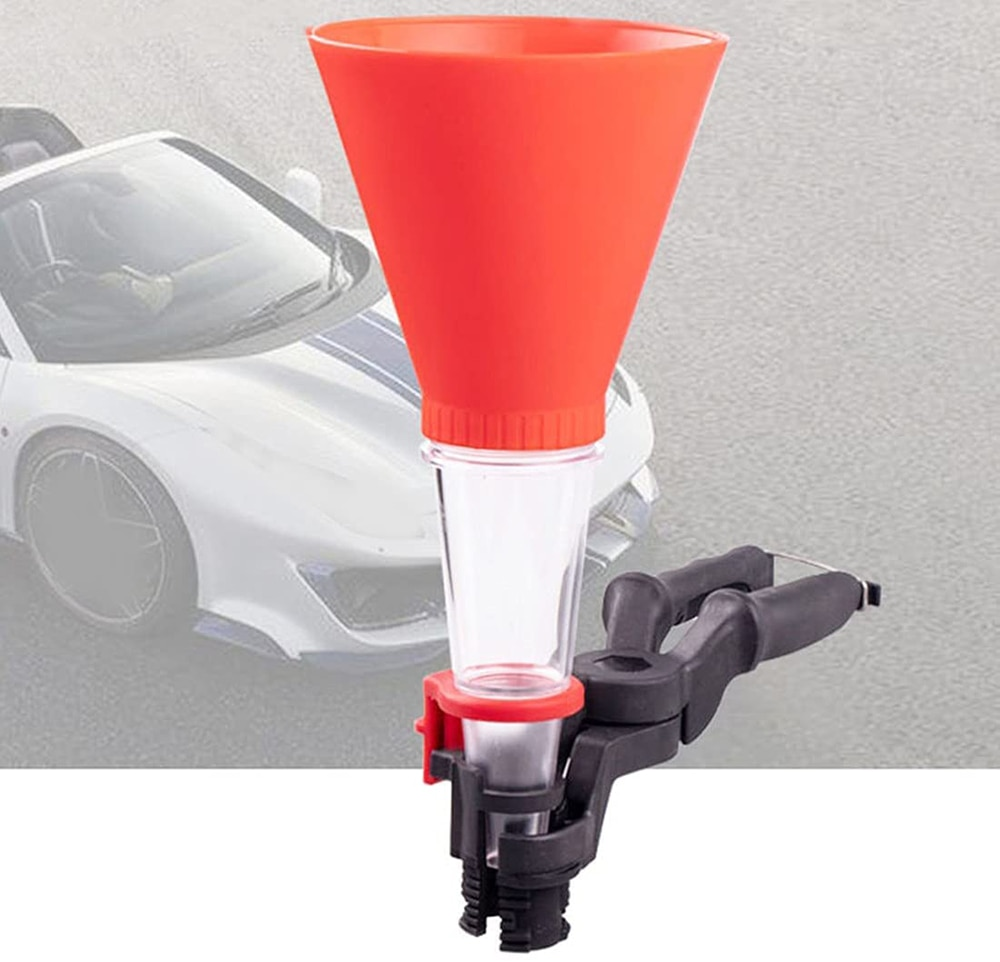 methanol generator fuel engine small micro internal combustion engine oil moving model educational toy mini engine Car Engine Fuel Funnel Non-leakage Adjustable Oil Add Funnel Fill Quickly Auto Engine Oil Funnel Car Accessories