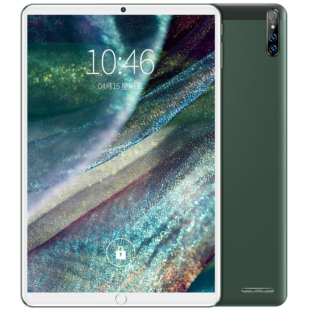 2021 New 10.1 Inch 8GB RAM 128GB ROM tablet Global Version MatePad Pro Tablets Android 4G Network 10 Core Tablet PC Phone tablet