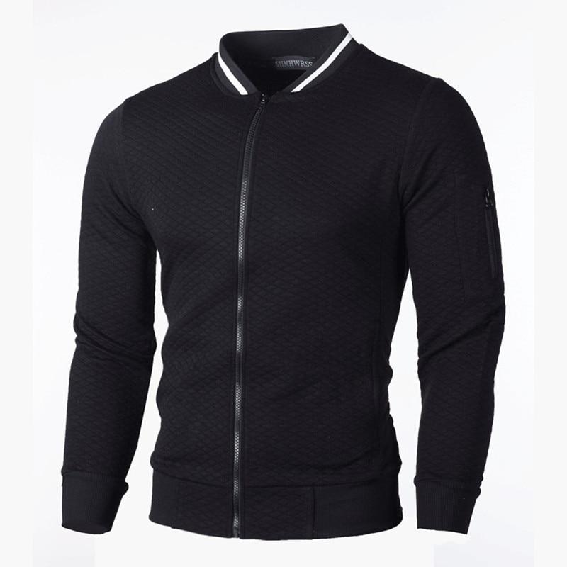 2020 Sweater Men Autumn Winter SweaterCoats Male Thick Cardigan Fashion Mens Sweater Jackets Casual Zipper Knitwear Size S-3XL