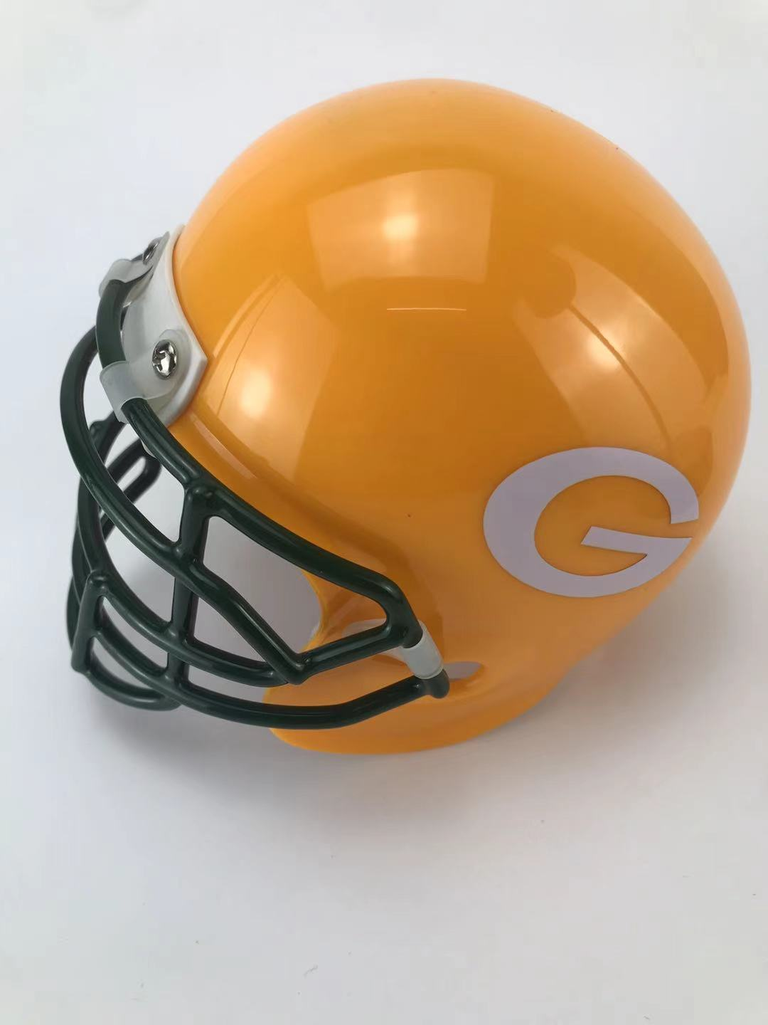 Collectible Levitating Football Helmet with Electromagnetic Stand, Creative Hover Helmets Magnetic Suspension Decoration,for Spo enlarge