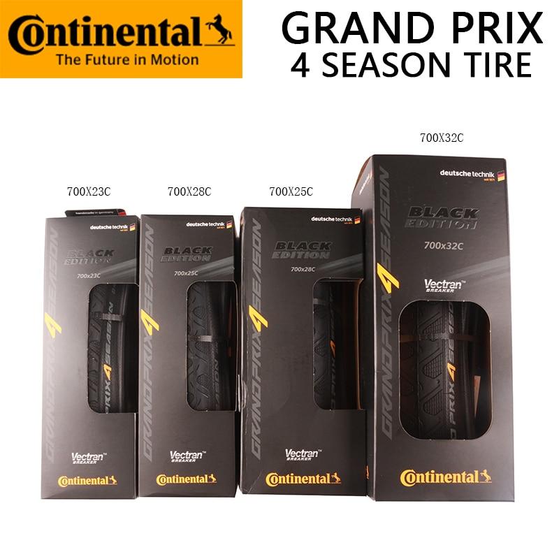 Continental Grand Prix 4 Season Road bike Tire Size 700x23c 700 x25c 700x28c 700x32c Out tire Bicycle