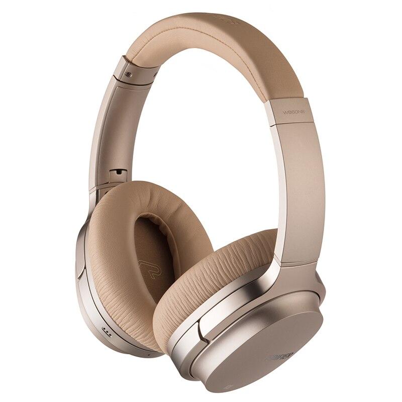 EDIFIER W860NB ANC אלחוטי אוזניות תמיכה NFC זיווג aptX אודיו פענוח חכם מגע Bluetooth אוזניות