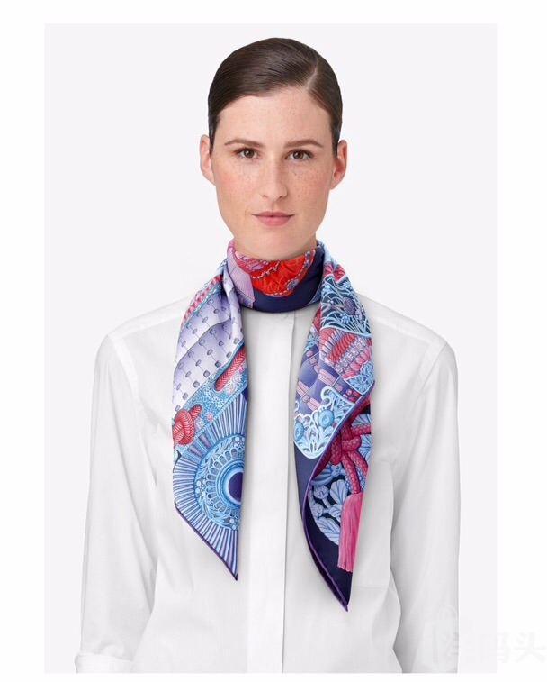 Lenço de cabeça para mulheres seda 90 topo scarfs feminino de seda dupla face mão enrolada bainha borda cachecol foulard luxe curling