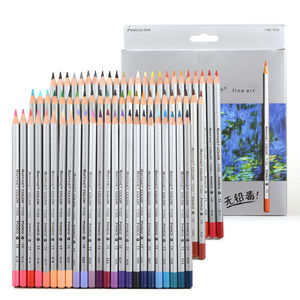 Marco Fine 72 Colors Art Drawing Oil Base Non-toxic Pencil Set For Artist Sketch