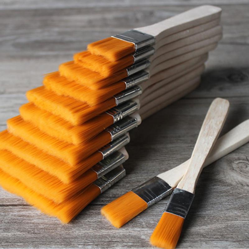 Высокого качества Краски кисти большой площади Краски кисти инструменты для лака для дома из дерева и для масла щеточка для чистки Краски ing...