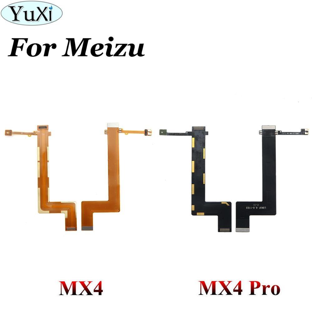 YuXi para Meizu MX4/MX4 Pro placa base lógica interconectar el motor de vibración cable flexible largo