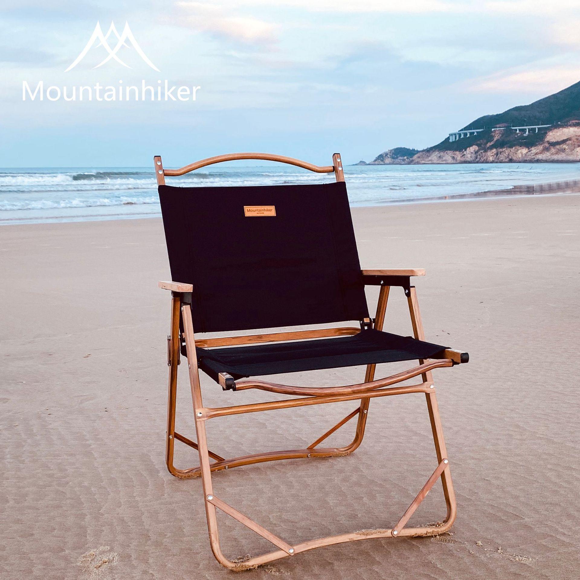 Уличное кресло, портативный складной садовый ультралегкий деревянный стул для кемпинга, рыбалки, путешествий, пикника, кемпинга, пляжа, балкона