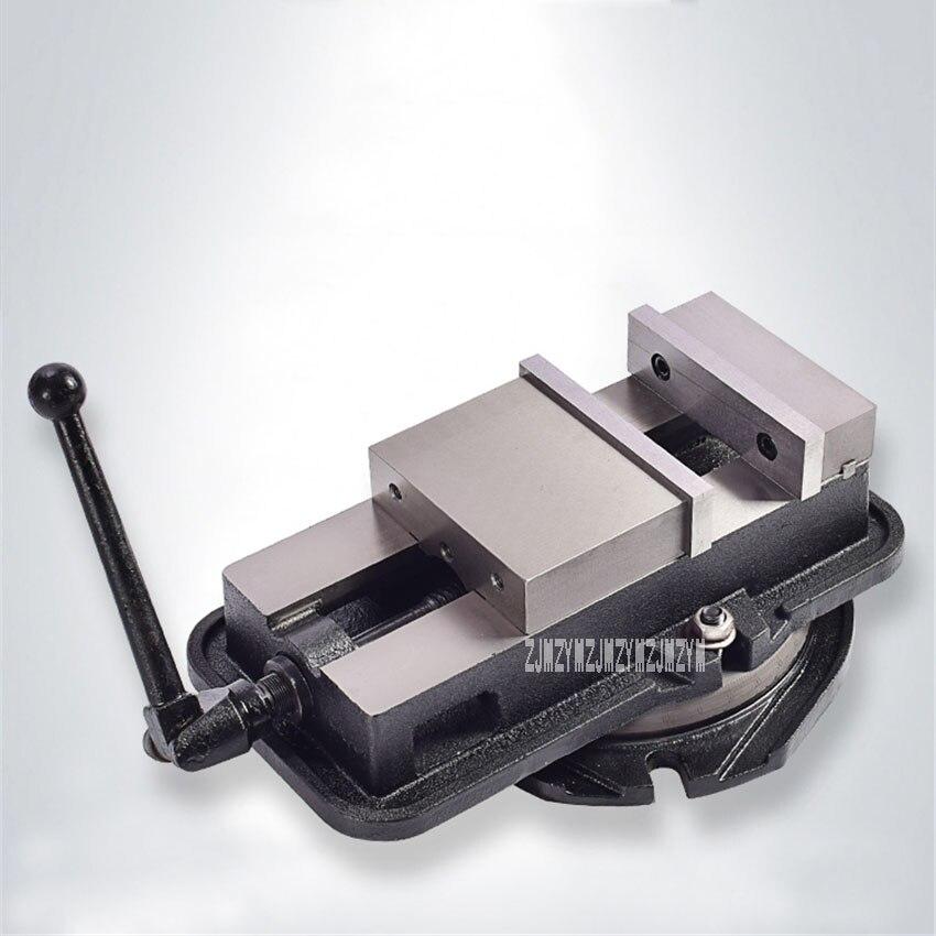 Alicates de precisión para máquina de abrazadera de tornillo de alta resistencia en forma de T extendidos de 8 pulgadas alicates sólidos de ángulo de hierro fundido doméstico con Base