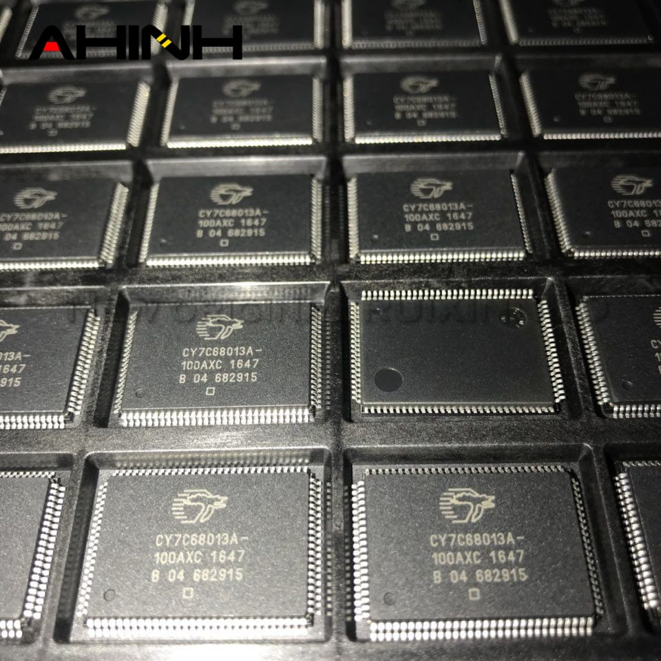 Microcontrolador USB CY7C68013A CY7C68013A-128AXC... CY7C68013A-100AXC 5 uds in stock 100% nuevo y...