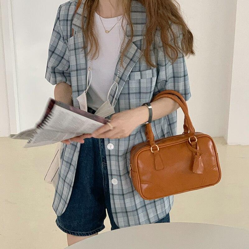 women summer short sleeve blazer coat 6762#