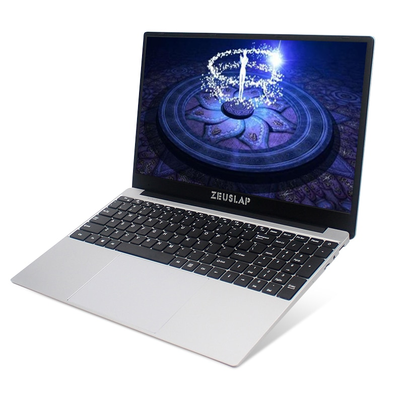 ZEUSLAP portátiles de 15,6 pulgadas CPU Intel i7-4650u juegos con 8G RAM 1000GB SSD 1920x1080 P Ultrabook Win10 ordenador portátil