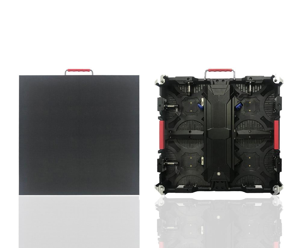 Panel de pared LED P3.91 de interior fiable, módulo LED P3.91, pantalla Led de alquiler para la venta