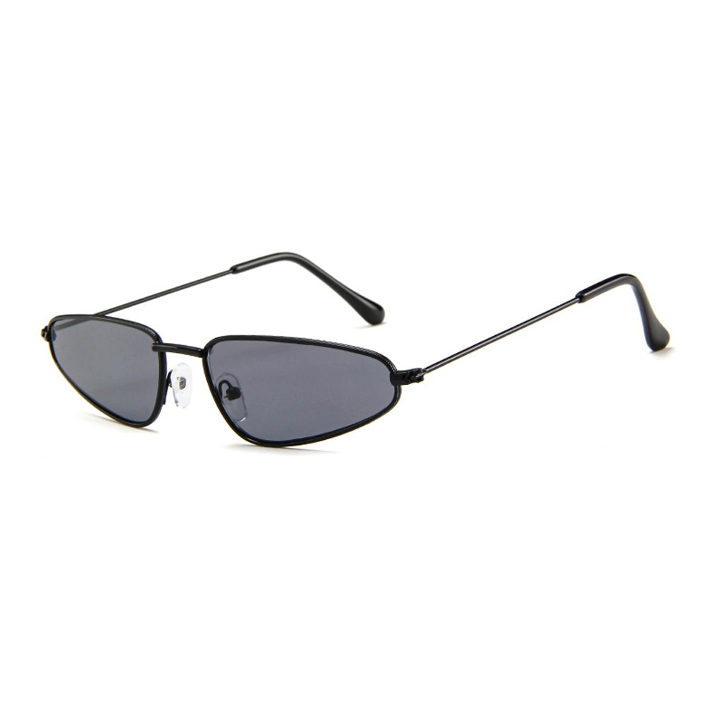 New Metal Cat Eye Women Sunglasses Triangle water drop Fashion sunglasses Ladies gift uv400