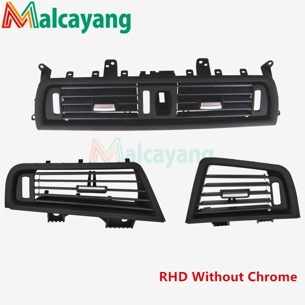 RHD Ac Aents Klimaanlage Front Konsole Grille Grill Dash 64229166885 Für BMW F11 5 serie F10 F18 520i 535 525i 525d 530 528