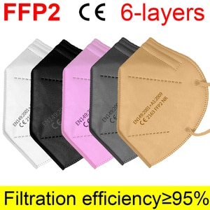 ffp2 face mask facial masks filter fpp2 maske Mouth mask CE FFP2mask KN95 mask anti dust mask mascaras mascarilla ventilation