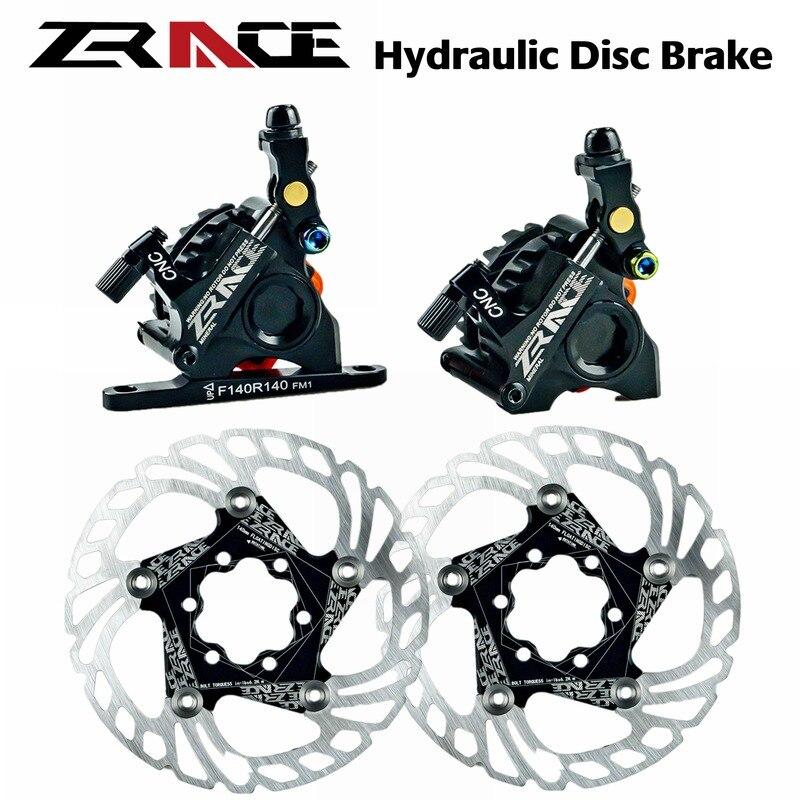 ZRACE BR-002 Cable accionado de freno de disco hidráulico por carretera de...