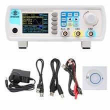 JDS6600 60MHz contrôle numérique DDS double canal arbitraire forme donde générateur de Signal fonctionnel compteur de fréquence haute précision