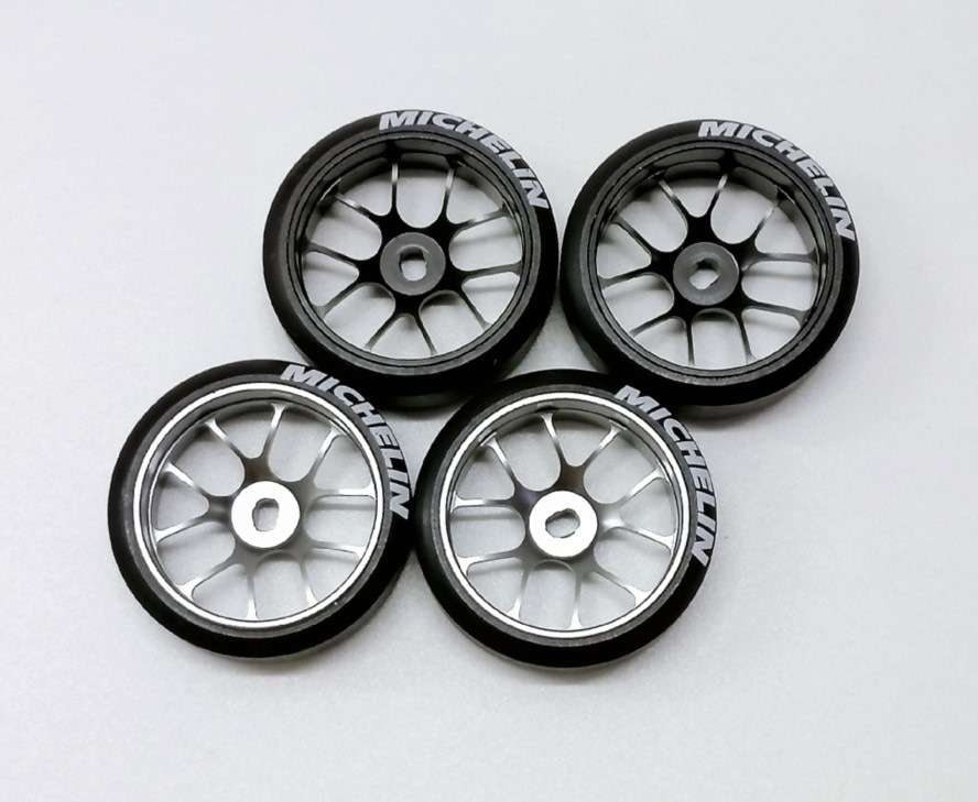 RC MINI-Q MINI-D MINI-Z DRZ RC dérive voiture métal moyeu dérive pneus