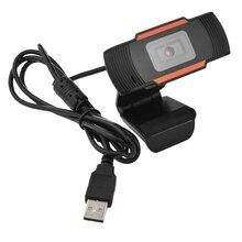 720P HD Webcam PC Digital USB Camera HD Video Recording with Microphone Camera