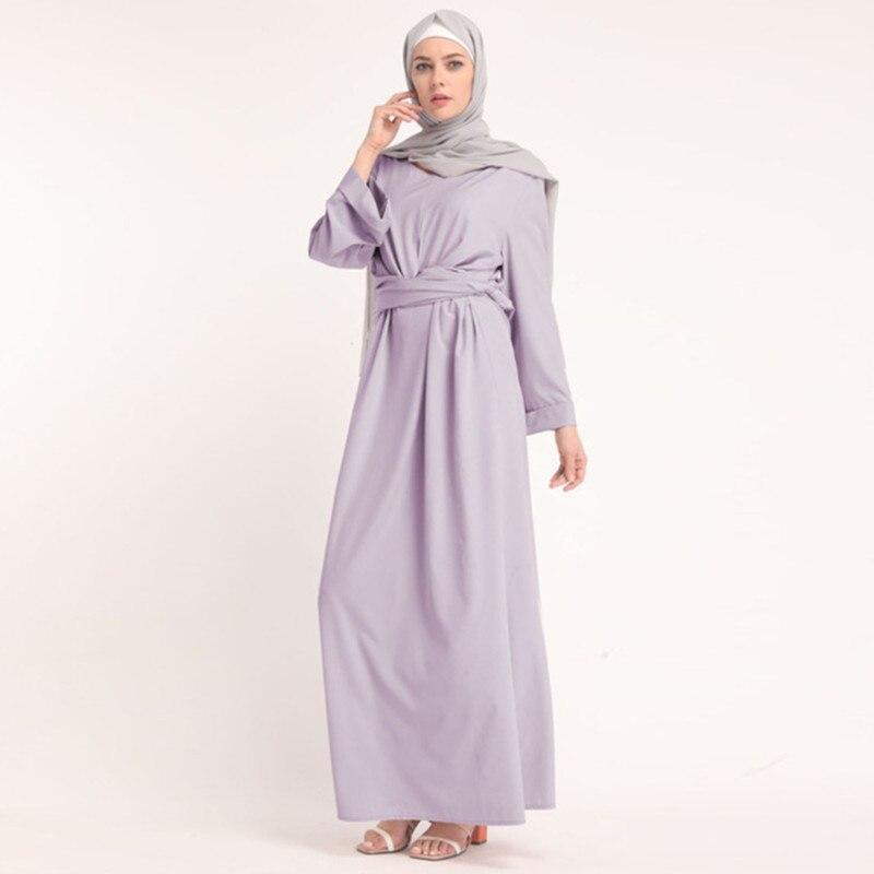 Kaftan Abayas Dubai For Women Dress Muslim Clothing Fashion Black Robe Vintage Islamic Caftan Muslim Prayer Outfit Long Dresses cross border women s clothing vintage printed palace style large swing dress dubai long dress clothes for muslim women
