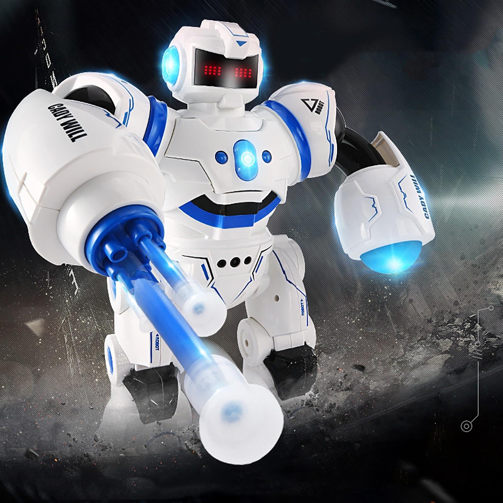 Jjr/c K1 Programmable Remote Control Intelligent Early Education Robot Remote Control Programmable Gesture Sensor Music Dance