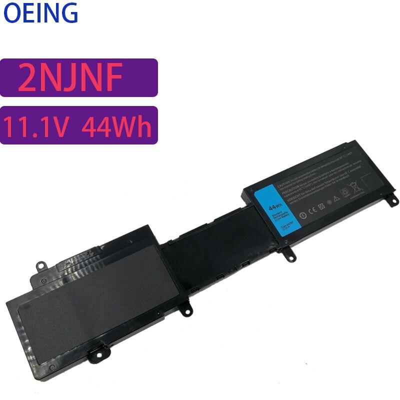 بطارية جديدة 11.1 فولت 44WH لأجهزة الكمبيوتر المحمول DELL Inspiron 2NJNF 14Z-5423 15Z-5523 8JVDG T41M0 P35G TPMCF بطارية