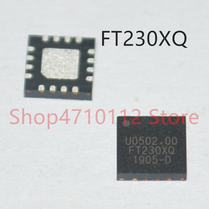 Envío gratis 10 unids/lote nueva FT230XQ-R FT230XQ FT230 QFN-16