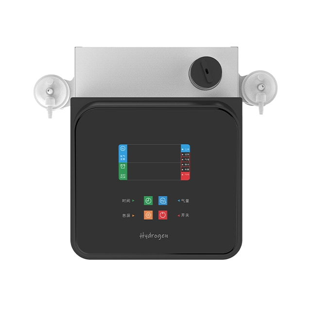 hydrogen gas inhaler machine for breathing and  hydrogen water 300ml/min enlarge