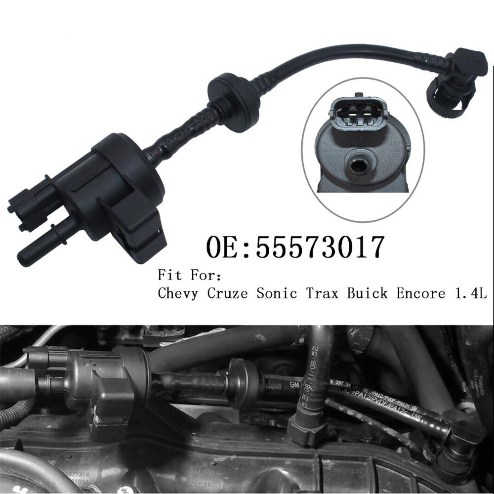 Filtro de Vapor válvula solenoide para purga Chevy Chevrolet Cruze Sonic Trax Buick Encore 1.4L 55573017 PV704