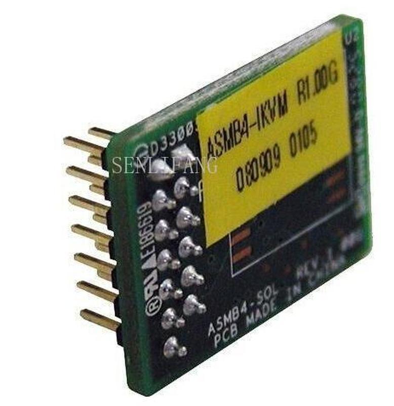 Para ASUS módulo de gestión remota ASMB4-iKVM placa base de servidor dedicada IPMI