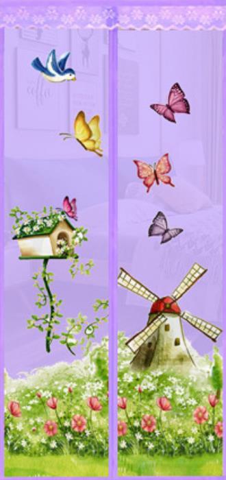 Mosquitera Para Ventana de verano, cortina automática de alta calidad duradera, antimosquitos...